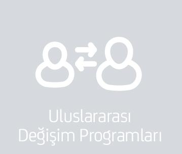 Uluslararası Değişim Programları